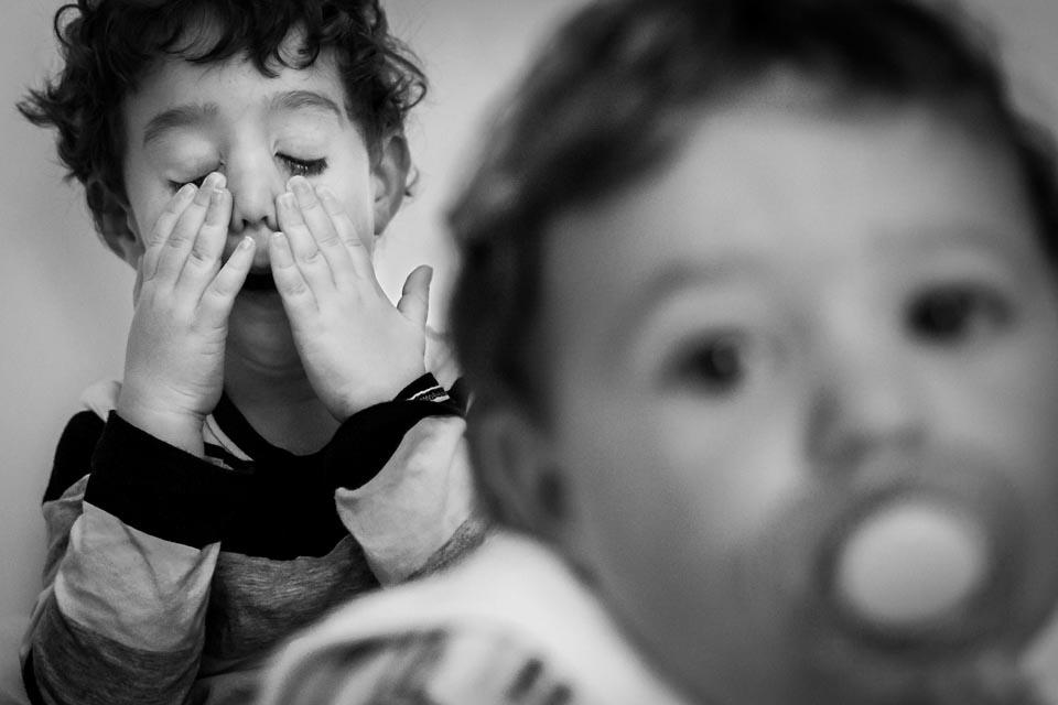 FOTOGRAFÍA INFANTIL A LA HORA DE LA SIESTA