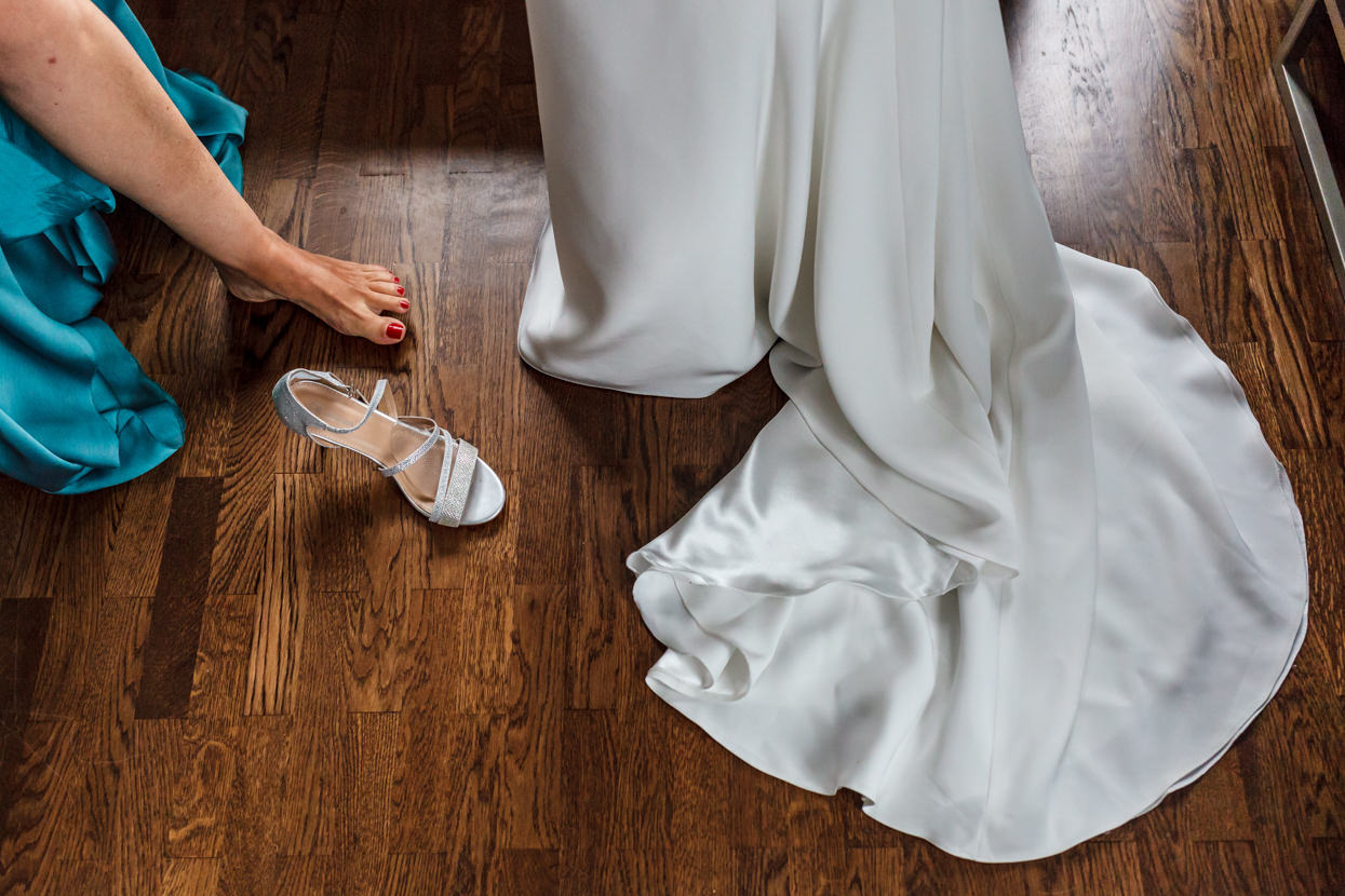Foto de vestido de novia