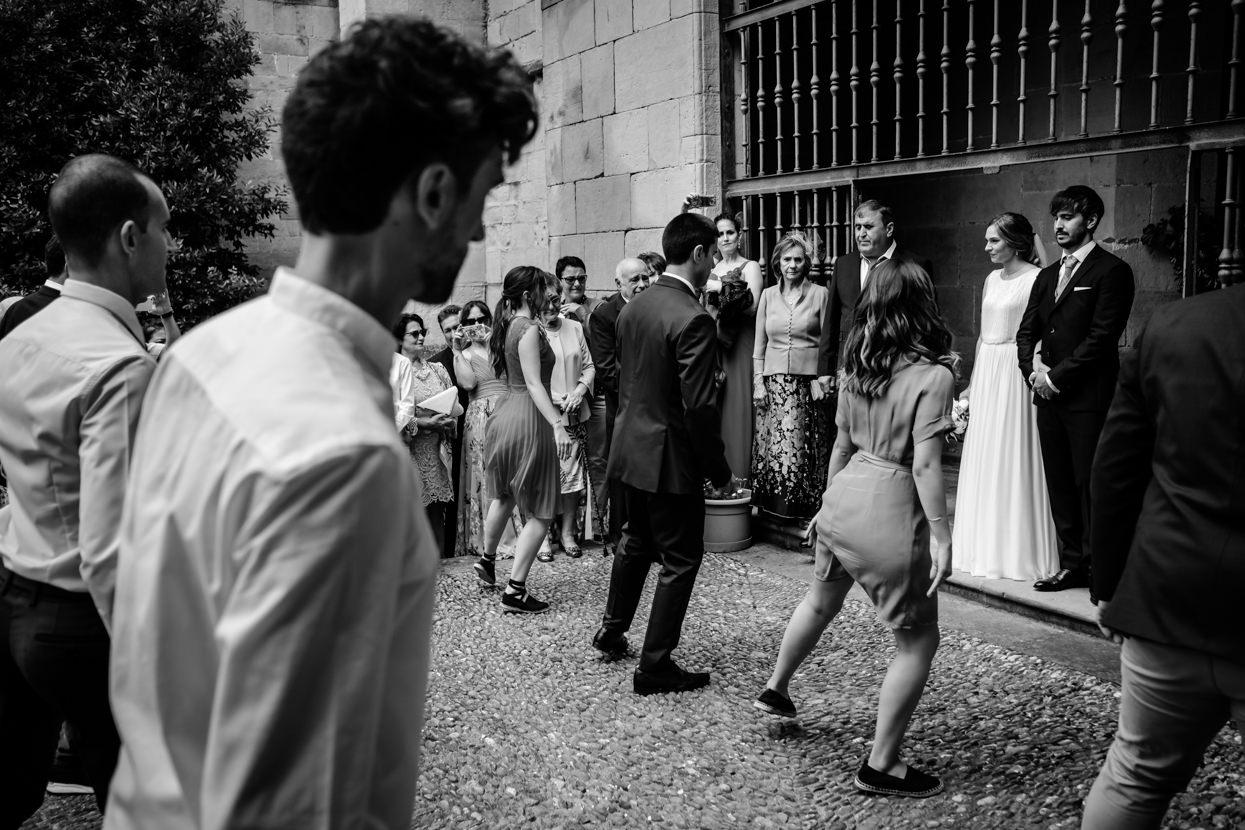 Aurresku de boda
