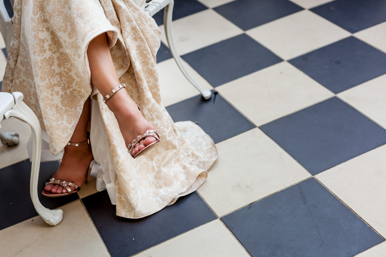 Zapatos de boda para novia