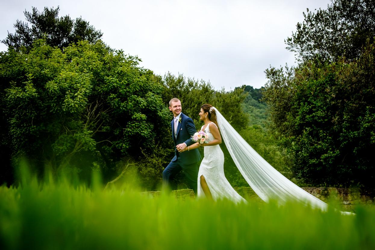 Destination wedding photographer in San Sebastian