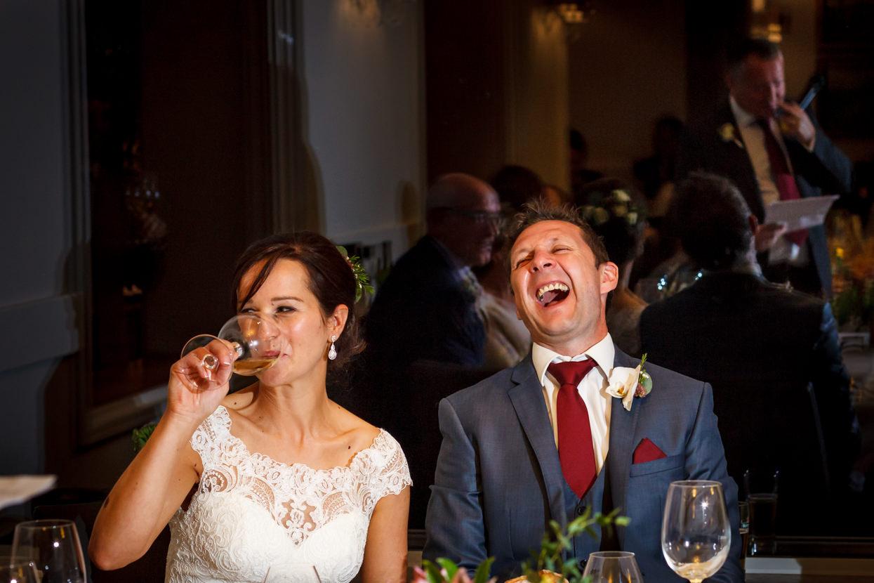 Fotógrafo de boda en Gipuzkoa. Banquete
