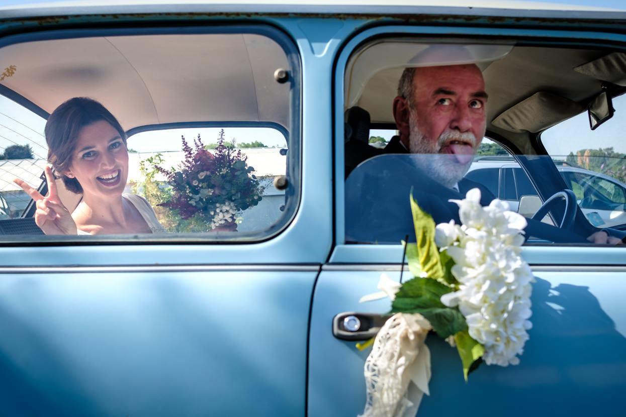 fotógrafo de boda en Hondarribia y restaurante alameda