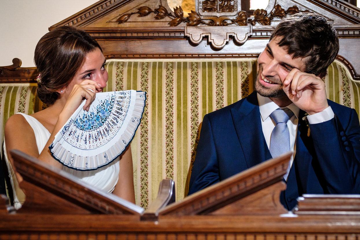 ceremonia de boda en ayuntamiento de hondarribia