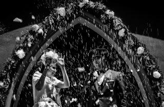 AS-SALAMU 'ALAYKUM. DESTINATION WEDDING AT HOTEL MARIA CRISTINA (DONOSTIA)