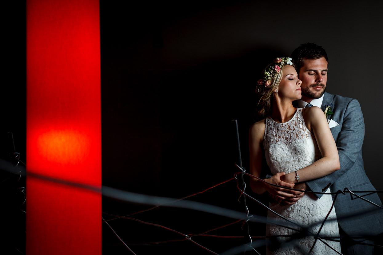 boda en donostia retrato de novios