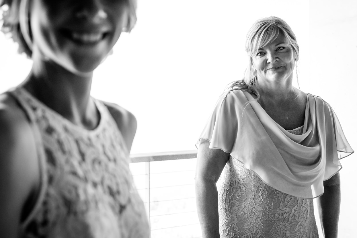 boda en igeldo madre orgullosa de la novia