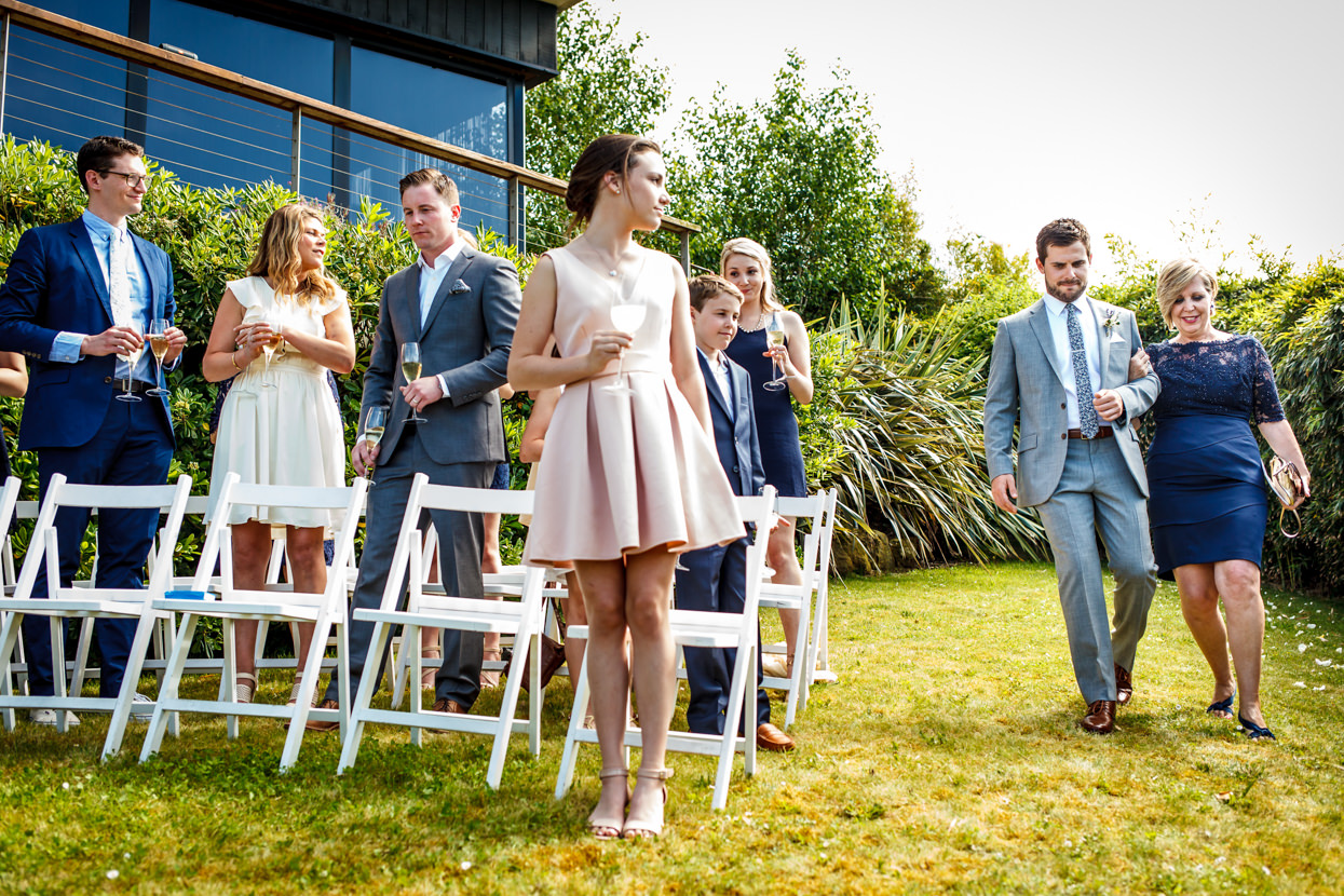 fotógrafo de boda en gipuzkoa llega el novio