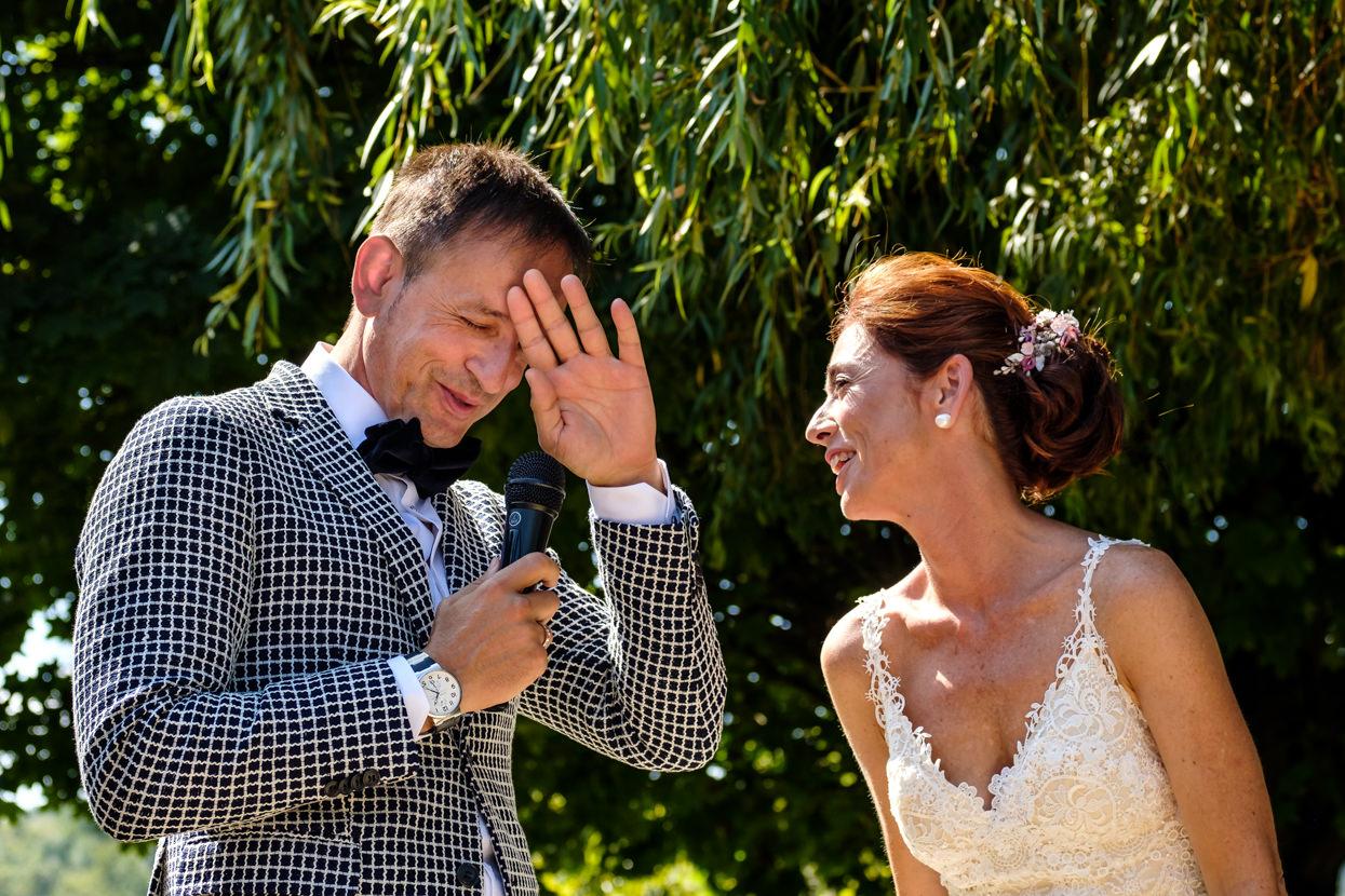 Fotografía de ceremonia de boda en Machoenia