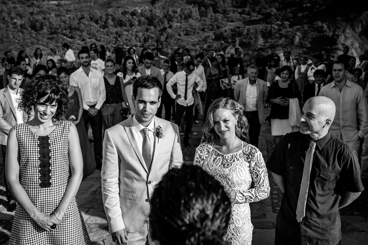 Ceremonia de boda en Gaztelugatxe