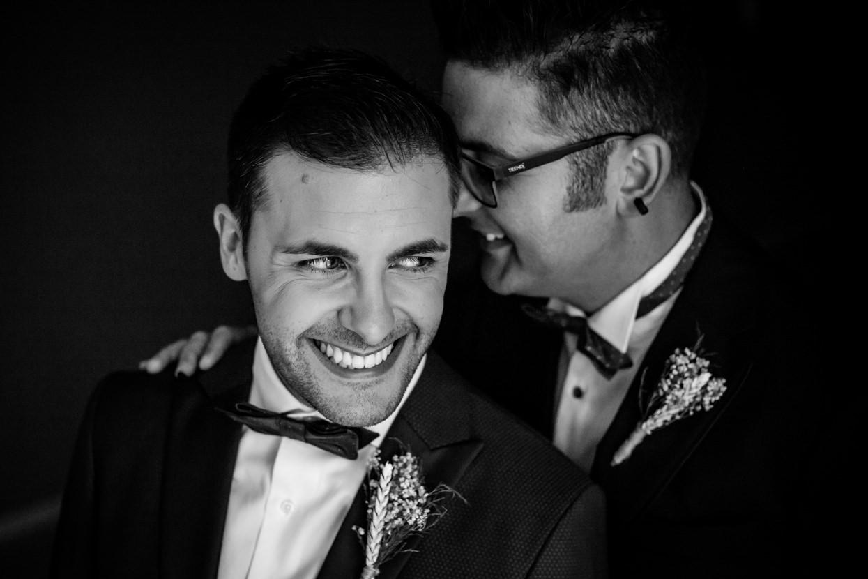Retrato de pareja de boda en Navarra