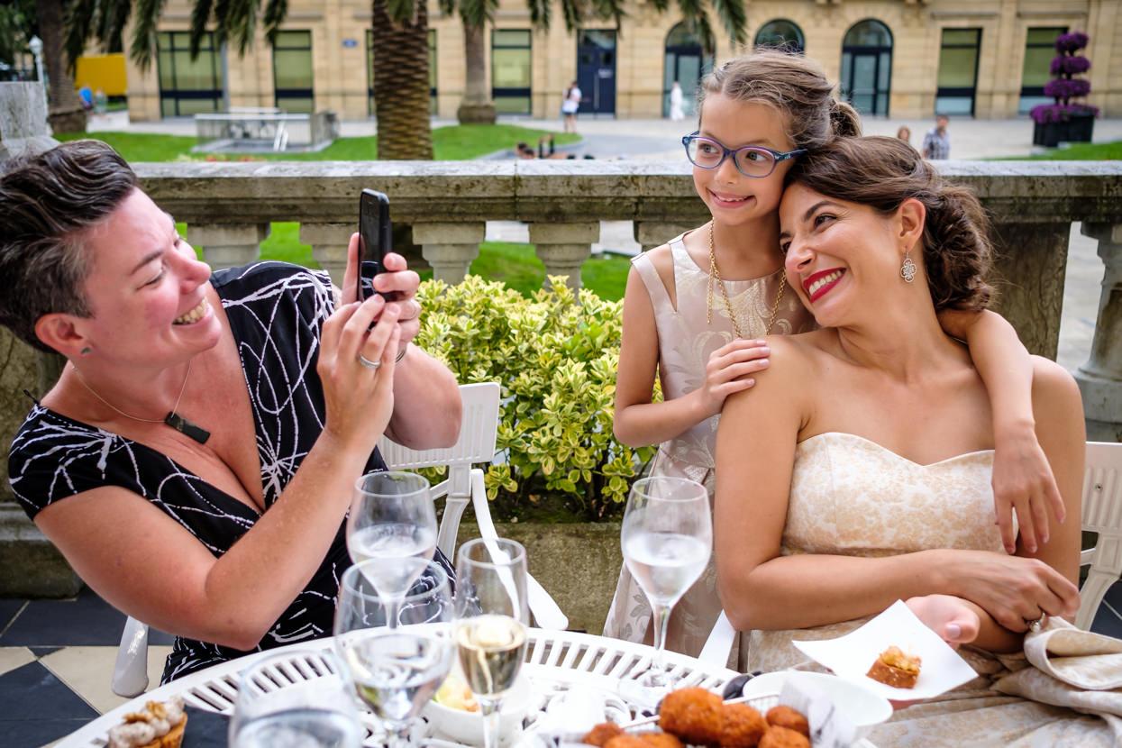 Fotógrafo de boda en hotel María Cristina
