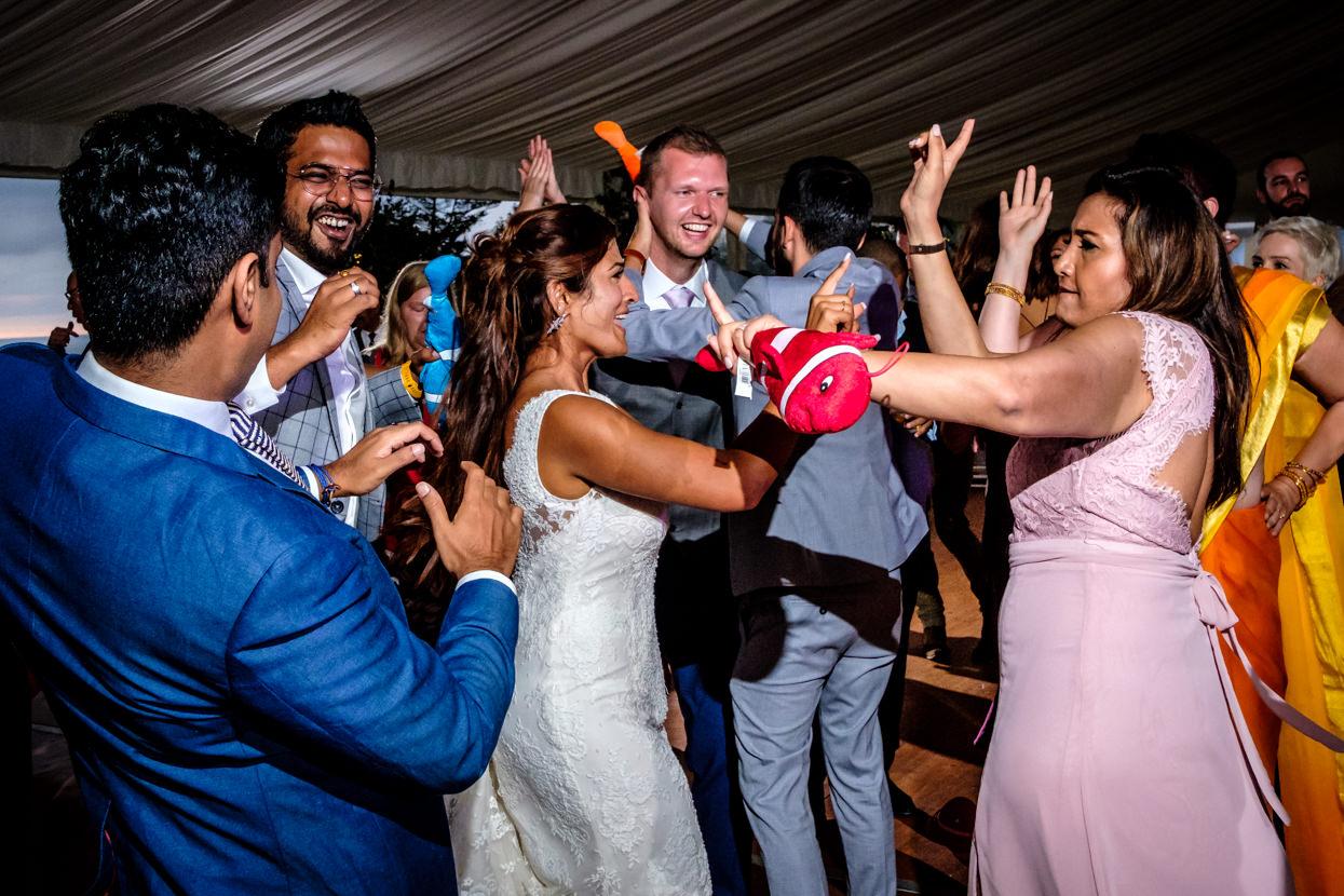 Fiesta de boda en Gipuzkoa