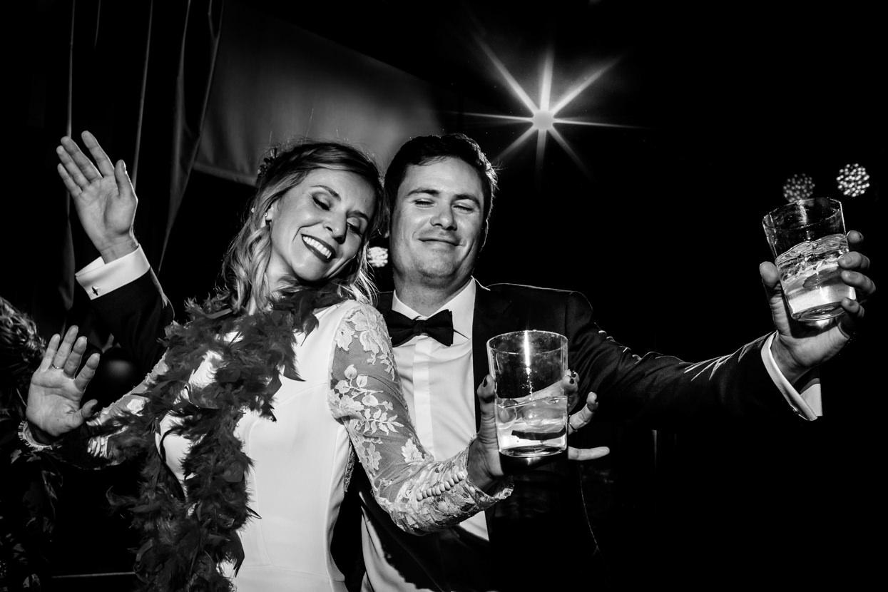 Baile en boda en Hondarribia