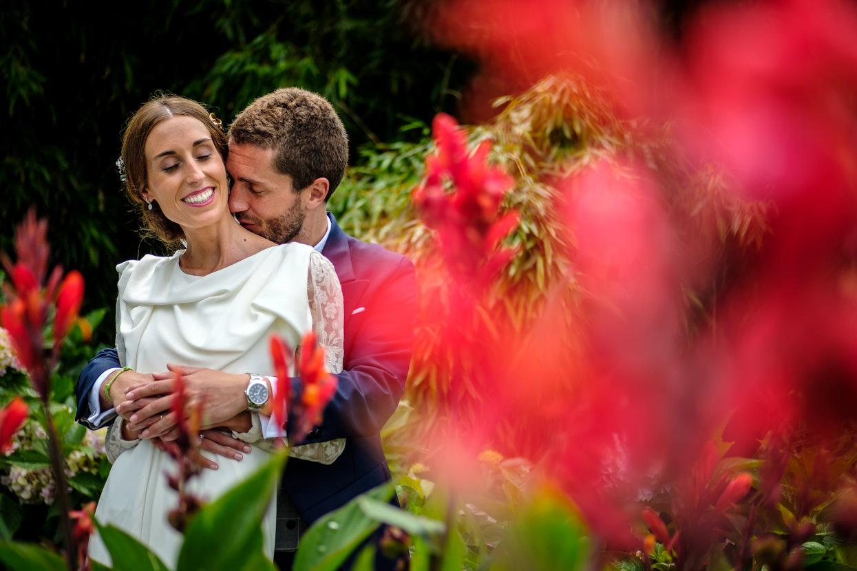 Reportaje de boda en finca Itxasbide