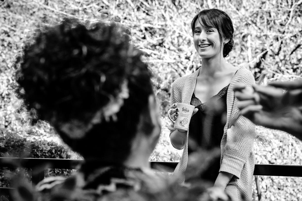 Preparativos de boda en Oiartzun