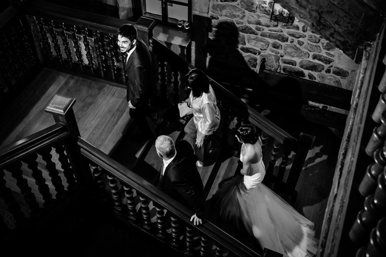 Ceremonia de boda en ayuntamiento de Oiartzun