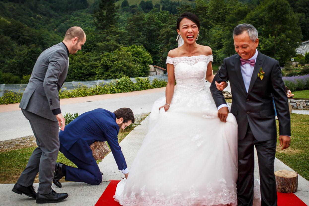 fotos naturales de boda en palacio yrisarri
