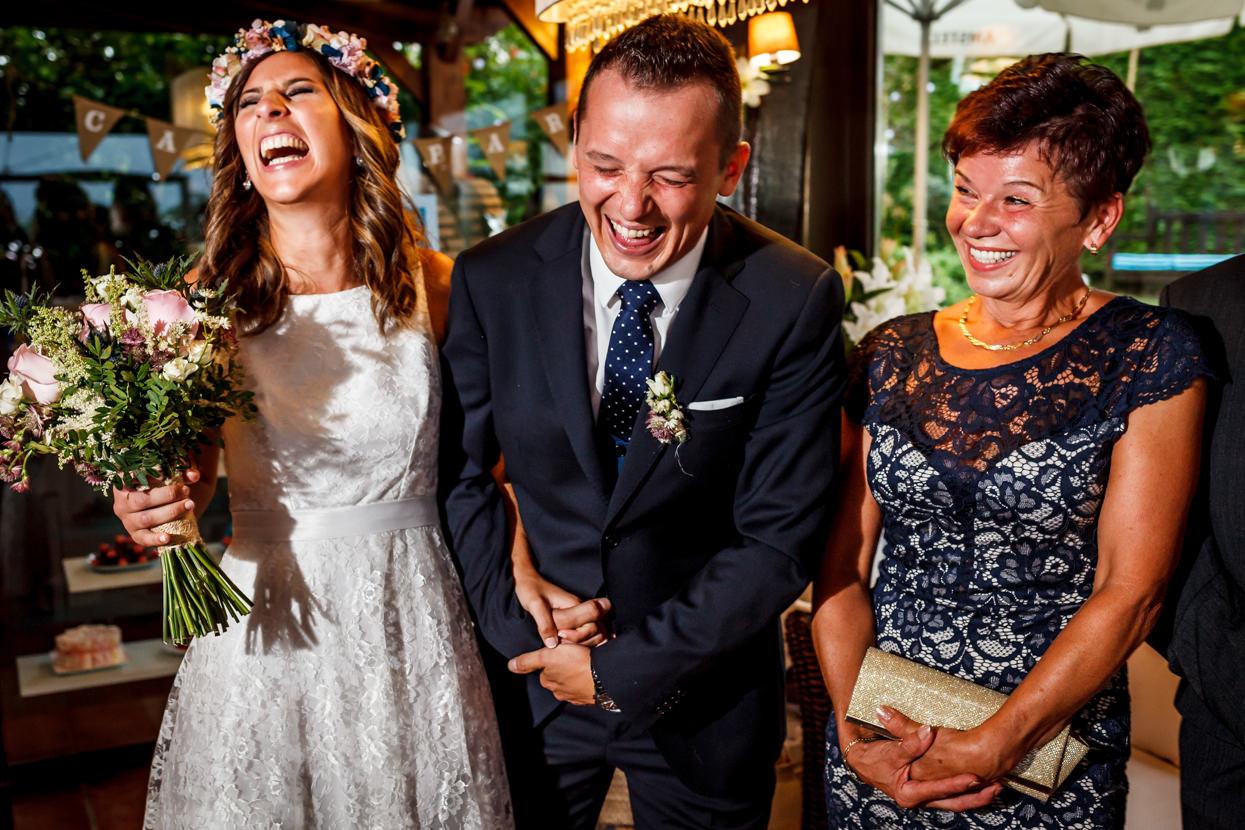Ceremonia de boda en Sopelana Bizkaia
