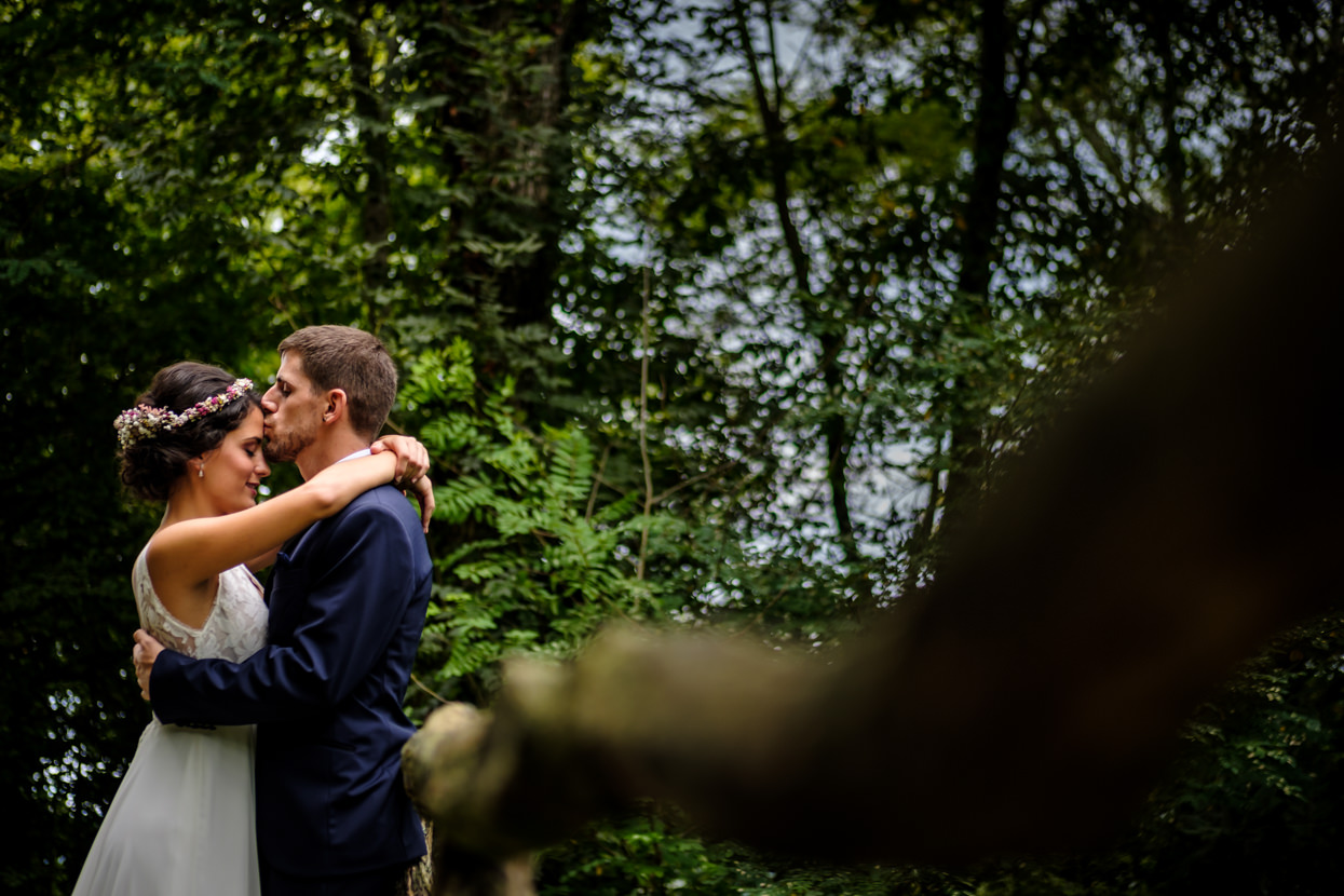 Fotografía de boda en Palacio Yrisarri