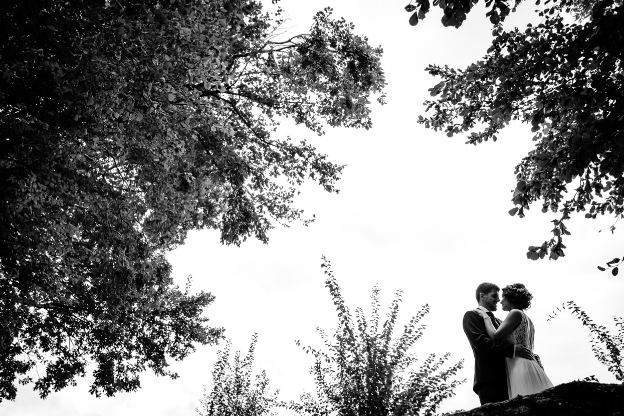 Foto de pareja en Yrisarri