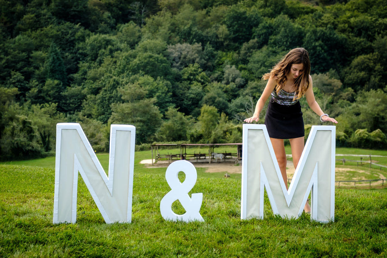 Letras de boda para novios