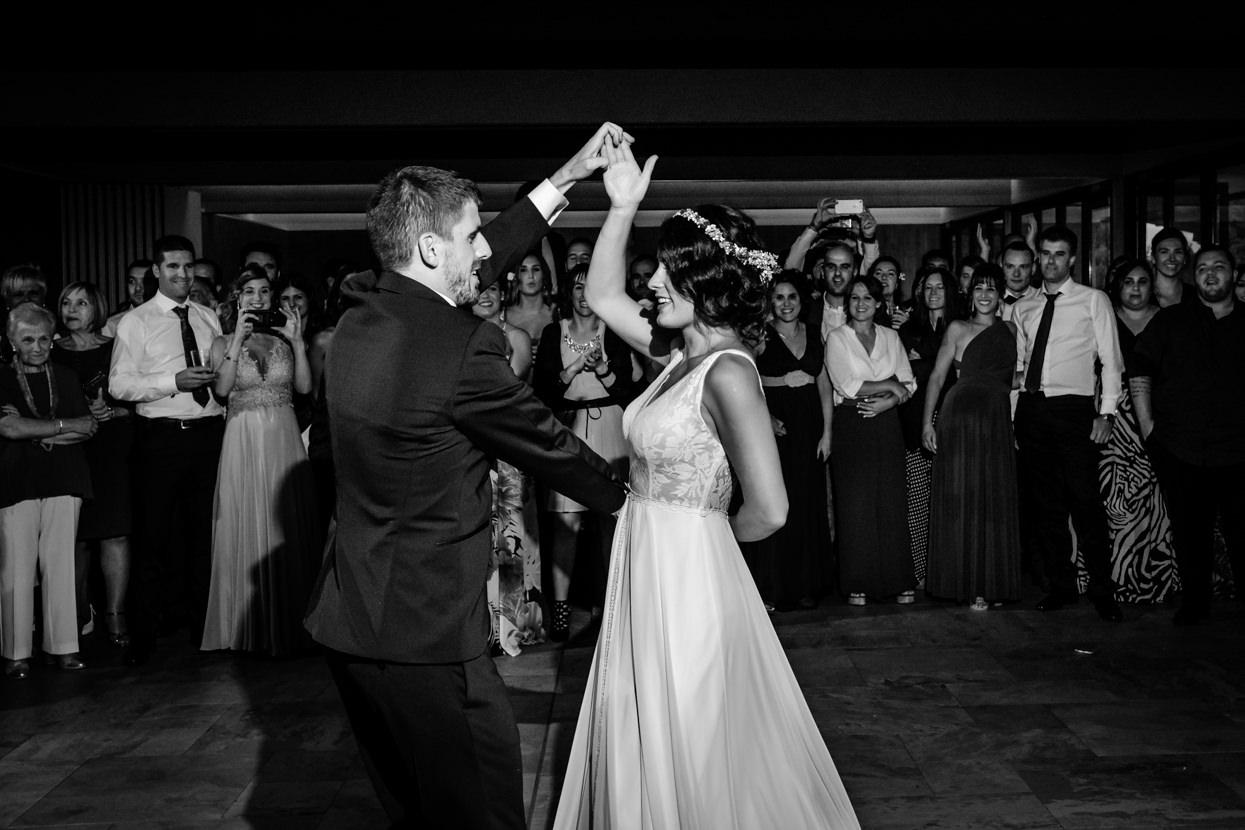 Fiesta de boda. Primer baile.
